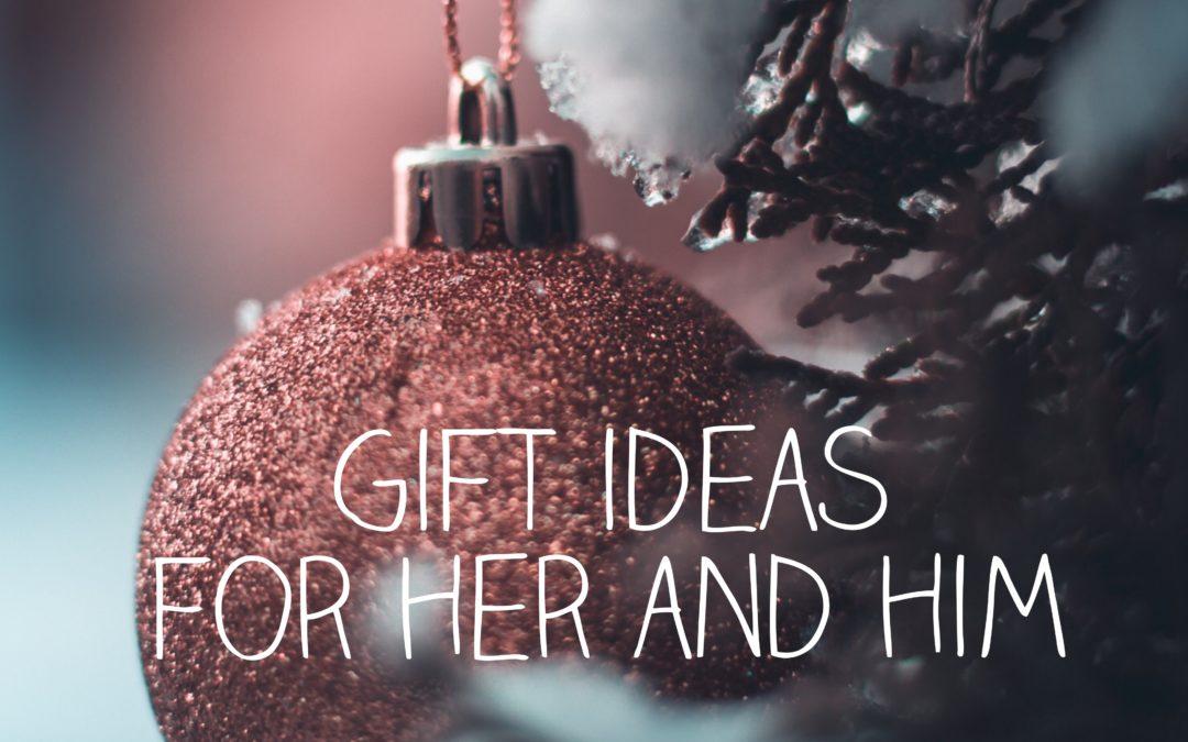 Idées cadeaux pour elle et lui